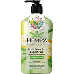 Hempz Summer Edition Exotic Green Tea & Asian Pear Herbal Body Moisturizer