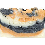 Terra Beauty Bars Marble Activated Charcoal Facial Bar