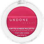 Undone Beauty Lip to Cheek Cream Palette