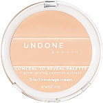 Undone Beauty Conceal to Reveal 3-in-1 Cream Coverage Palette