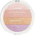 Undone Beauty Nonzer 4-in-1 Highlighting Palette