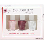 Essie Gel Couture Longwear Nail Color 3 Piece Mini Gift Set