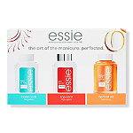 Essie Art Of The Manicure Nail Care Trio Kit