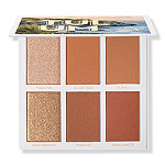 BH Cosmetics Tanned in Tulum - 6 Color Bronzer & Highlighter Palette