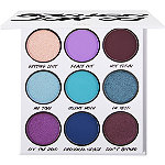 BH Cosmetics DO NOT DISTURB - 9 Color Shadow Palette