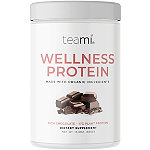 Teami Blends Plant-Based Wellness Protein, Rich Chocolate