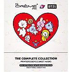 The Crème Shop BT21 Complete Essence Sheet Mask Collection 16 Count