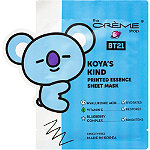 The Crème Shop BT21 Koya's Kind Printed Essence Sheet Mask