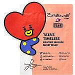 The Crème Shop BT21 Tata's Timeless Printed Essence Sheet Mask