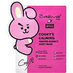 The Crème Shop BT21 Cooky's Calming Printed Essence Sheet Mask