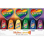 Sally Hansen Insta-Dri X Pride Rainbow 6 Piece Set