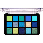 J.Cat Beauty Dia & Noche Tri-Element 15 Pigment Palette Around The Clock