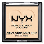 NYX Professional Makeup Can't Stop Won't Stop All Day Mattifying Powder