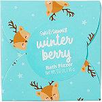 Sweet & Shimmer Winter Berry Bath Fizzer