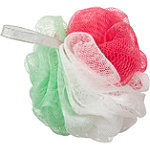 Sweet & Shimmer Multi Shower Pouf