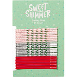 Sweet & Shimmer Bobby Pins