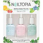 Nailtopia Bloom Baby Bloom Skittle Mani Kit