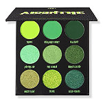 BH Cosmetics Poison Shock - Absinthe 9 Color Shadow Palette