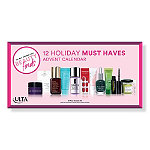 Beauty Finds by ULTA Beauty 12 Holiday Must Haves Advent Calendar