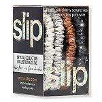 Slip Crystal Skinny Scrunchie Set - Disco Fever