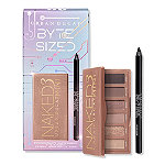 Urban Decay Cosmetics Naked3 Mini Byte Size 2-Piece Eye Makeup Gift Set