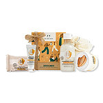 The Body Shop Soothe & Smooth Almond Milk & Honey Essentials Gift Set