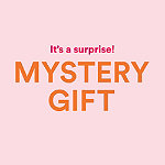 Online Only Free Surprise Sample Pack with select hair purchase