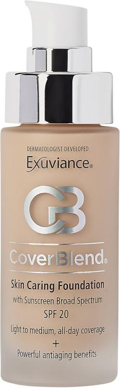 exuviance foundation recension