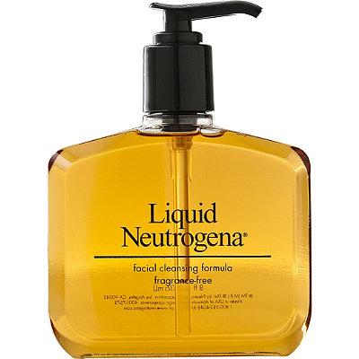 Liquid Facial Cleanser