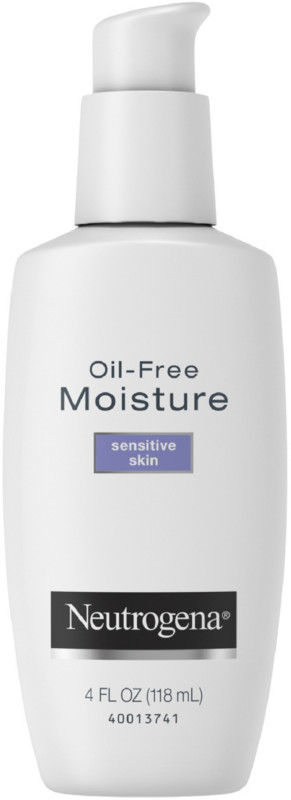 moisturizer without oil
