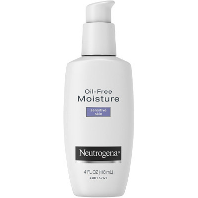 NeutrogenaOil-Free Moisture Sensitive Skin Ultra-Gentle Facial Moisturizer