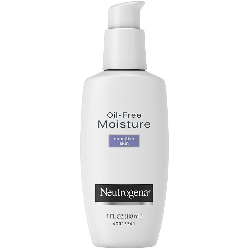 Neutrogena Sensitive Skin Oil Free Moisture Ulta Beauty