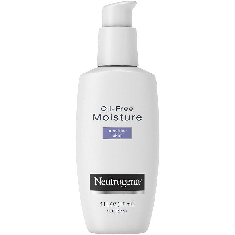 Neutrogena Sensitive Skin Oil Free Moisture Ulta Beauty