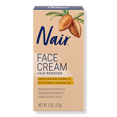 Cream Hair Remover for Face
