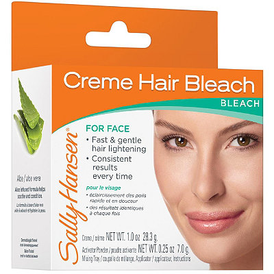 Hair Bleach : Sally Hansen Creme Hair Bleach Ulta Beauty