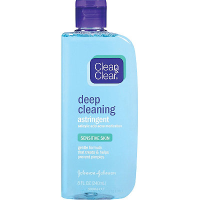 Clean & Clear Deep Cleansing Astringent Oil Free