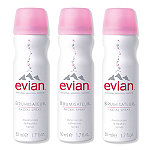 Evian Mineral Spray Natural Mineral Water Facial Spray