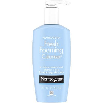 NeutrogenaFresh Foaming Cleanser