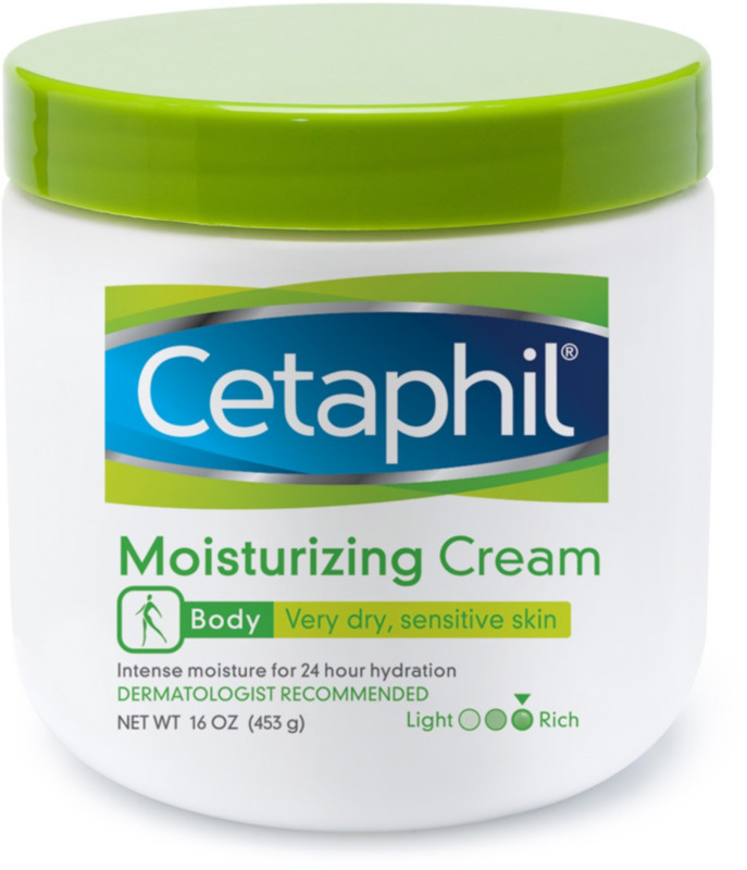 cetaphil face moisturizer for dry skin