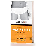 Parissa Wax Strips for Face & Bikini