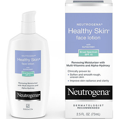 NeutrogenaHealthy Skin Face Lotion SPF 15
