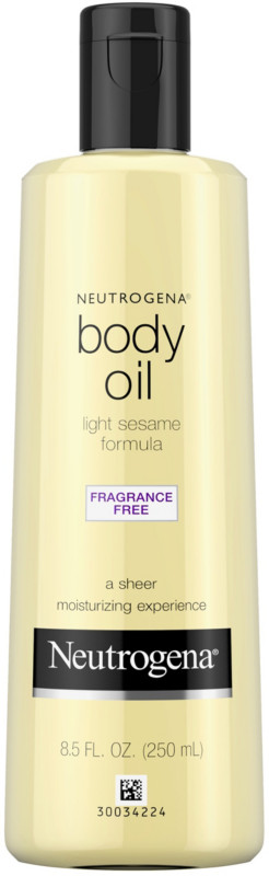 Body Oil Light Sesame Formula Fragrance Free | Ulta Beauty