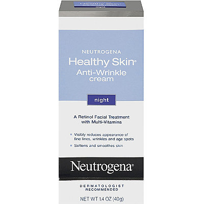 NeutrogenaHealthy Skin Anti Wrinkle Cream Night