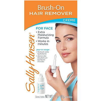 Brush-On Hair Remover