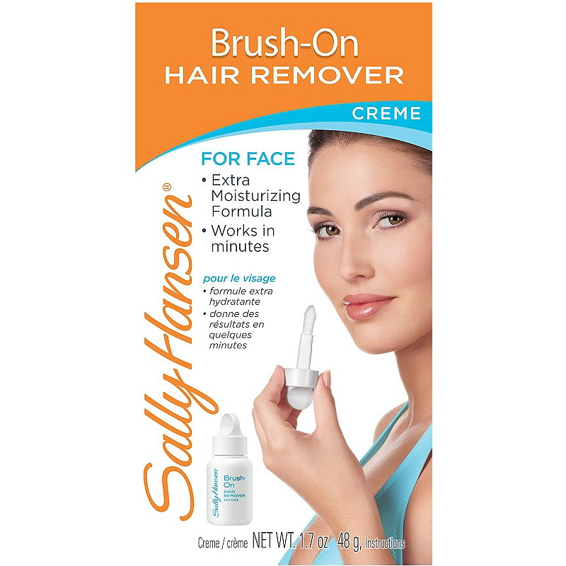 Sally Hansen Brush On Hair Remover Ulta Beauty
