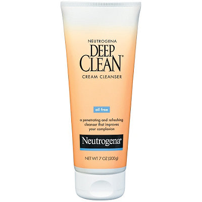 Neutrogena Cream Cleanser