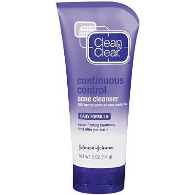 Clean & Clear Daily Cleanser