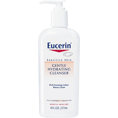 EucerinSensitive Skin Gentle Hydrating Cleanser