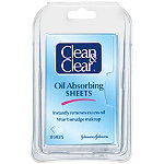 Clean & ClearClear Touch Oil-Absorbing Sheets