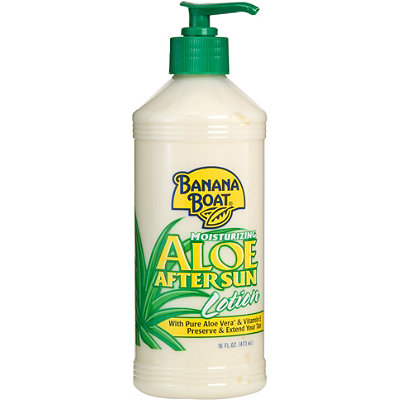 Banana BoatAloe After Sun Lotion